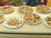 Plätzchenbäckerei